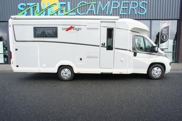 Carthago C-Tourer 150 T AUTOMAAT / QUEENSBED