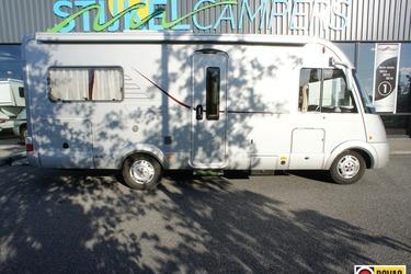 Hymer B 654 SL 3.0L AUTOMAAT