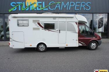 Sunlight T 65 Nette camper