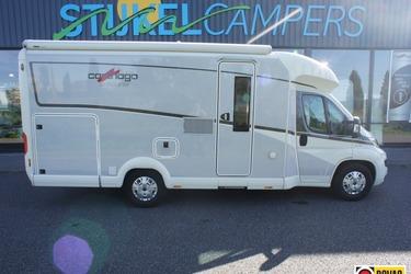 Carthago C-Tourer 142 T 150PK/Navi/Grote garage